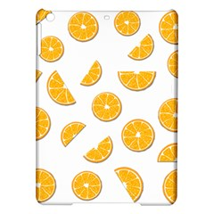 Oranges Ipad Air Hardshell Cases by Valentinaart
