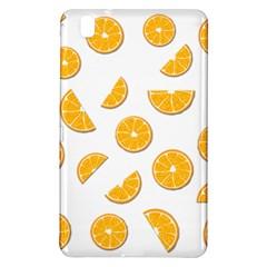 Oranges Samsung Galaxy Tab Pro 8 4 Hardshell Case by Valentinaart
