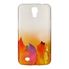 Autumn Leaves Colorful Fall Foliage Samsung Galaxy Mega 6 3  I9200 Hardshell Case by Amaryn4rt
