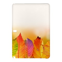 Autumn Leaves Colorful Fall Foliage Samsung Galaxy Tab Pro 10 1 Hardshell Case by Amaryn4rt