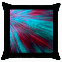 Background Texture Pattern Design Throw Pillow Case (black) by Amaryn4rt
