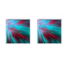 Background Texture Pattern Design Cufflinks (square) by Amaryn4rt