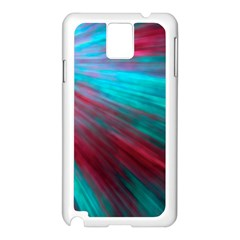 Background Texture Pattern Design Samsung Galaxy Note 3 N9005 Case (white) by Amaryn4rt