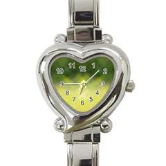 Background Textures Pattern Design Heart Italian Charm Watch by Amaryn4rt