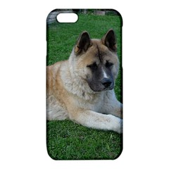 Akita Laying iPhone 6/6S TPU Case by TailWags