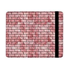 Brick1 Black Marble & Red & White Marble (r) Samsung Galaxy Tab Pro 8 4  Flip Case by trendistuff