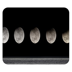 Moon Phase Double Sided Flano Blanket (small)  by Jojostore