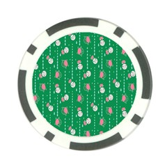 Pig Face Poker Chip Card Guards (10 Pack)