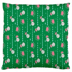 Pig Face Large Cushion Case (one Side) by Jojostore