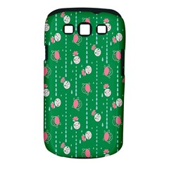 Pig Face Samsung Galaxy S Iii Classic Hardshell Case (pc+silicone) by Jojostore