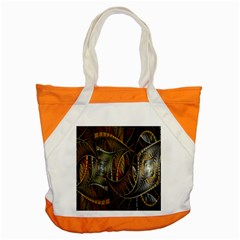 Mosaics Stained Glass Accent Tote Bag by Jojostore