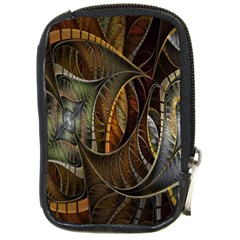 Mosaics Stained Glass Compact Camera Cases