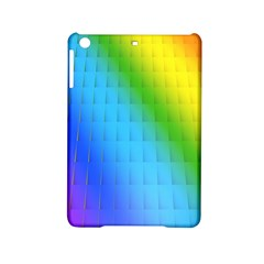 Rainbow Color Orange Yellow Green Purple Ipad Mini 2 Hardshell Cases by Jojostore