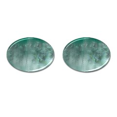 Background Texture Structure Cufflinks (oval) by Amaryn4rt
