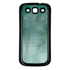 Background Texture Structure Samsung Galaxy S3 Back Case (black)