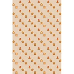 Christmas Wrapping Paper 5 5  X 8 5  Notebooks by Amaryn4rt
