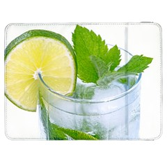 Cold Drink Lime Drink Cocktail Samsung Galaxy Tab 7  P1000 Flip Case by Amaryn4rt