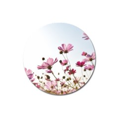 Flowers Plants Korea Nature Magnet 3  (round) by Amaryn4rt