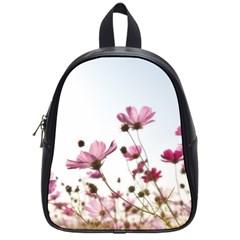 Flowers Plants Korea Nature School Bags (small)