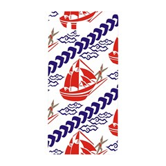 Sailing Boat Samsung Galaxy Alpha Hardshell Back Case by Jojostore