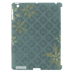 Shadow Flower Apple Ipad 3/4 Hardshell Case (compatible With Smart Cover) by Jojostore