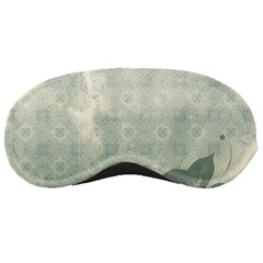 Shadow Flower Gray Sleeping Masks by Jojostore