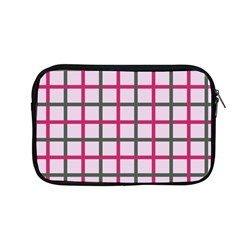 Tiles On Light Pink Apple Macbook Pro 13  Zipper Case by Jojostore