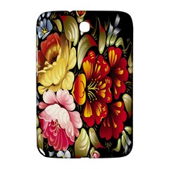 Ultra Texture Flowers Samsung Galaxy Note 8 0 N5100 Hardshell Case  by Jojostore