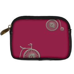 Rose Pink Fushia Digital Camera Cases by Jojostore