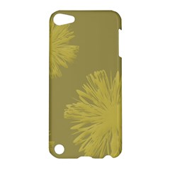 Flower Yelow Apple Ipod Touch 5 Hardshell Case by Jojostore