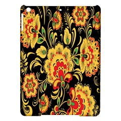 Flower Yellow Green Red Ipad Air Hardshell Cases by Jojostore