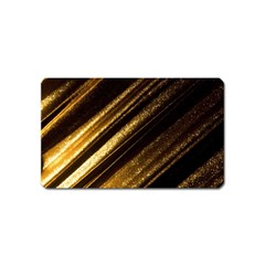 Gold Magnet (Name Card) by Jojostore