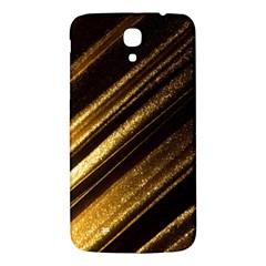 Gold Samsung Galaxy Mega I9200 Hardshell Back Case by Jojostore