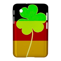 Irish German Germany Ireland Funny St Patrick Flag Samsung Galaxy Tab 2 (7 ) P3100 Hardshell Case  by yoursparklingshop