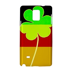 Irish German Germany Ireland Funny St Patrick Flag Samsung Galaxy Note 4 Hardshell Case