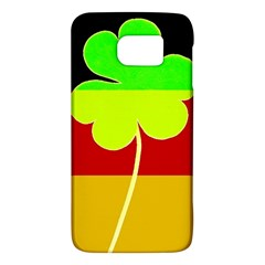 Irish German Germany Ireland Funny St Patrick Flag Galaxy S6 by yoursparklingshop