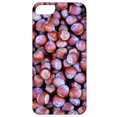 Hazelnuts Nuts Market Brown Nut Apple Iphone 5 Classic Hardshell Case
