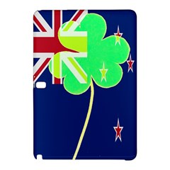 Irishshamrock New Zealand Ireland Funny St Patrick Flag Samsung Galaxy Tab Pro 10 1 Hardshell Case by yoursparklingshop