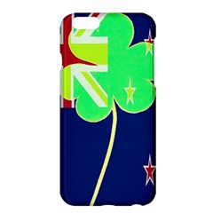 Irishshamrock New Zealand Ireland Funny St Patrick Flag Apple Iphone 6 Plus/6s Plus Hardshell Case
