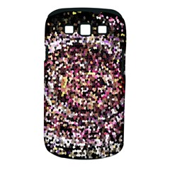 Mosaic Colorful Abstract Circular Samsung Galaxy S Iii Classic Hardshell Case (pc+silicone) by Amaryn4rt