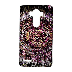 Mosaic Colorful Abstract Circular Lg G4 Hardshell Case by Amaryn4rt