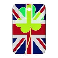 Irish British Shamrock United Kingdom Ireland Funny St  Patrick Flag Samsung Galaxy Note 8 0 N5100 Hardshell Case