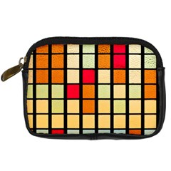 Mozaico Colors Glass Church Color Digital Camera Cases by Amaryn4rt
