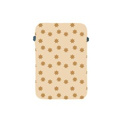 Pattern Gingerbread Star Apple Ipad Mini Protective Soft Cases by Amaryn4rt