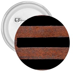 Stainless Rust Texture Background 3  Buttons by Amaryn4rt