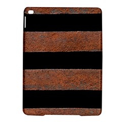 Stainless Rust Texture Background Ipad Air 2 Hardshell Cases by Amaryn4rt