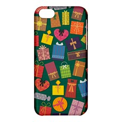 Presents Gifts Background Colorful Apple Iphone 5c Hardshell Case