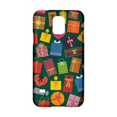 Presents Gifts Background Colorful Samsung Galaxy S5 Hardshell Case  by Amaryn4rt