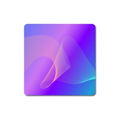 Vector Blend Screen Saver Colorful Square Magnet