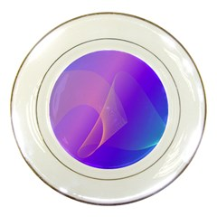 Vector Blend Screen Saver Colorful Porcelain Plates by Amaryn4rt